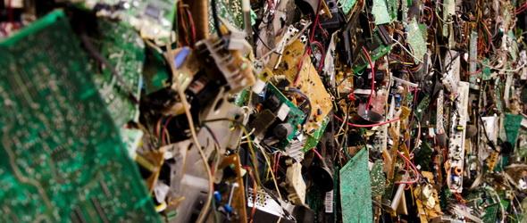 Elektronikai hulladék - Afrika belefullad a nyugat szemétébe