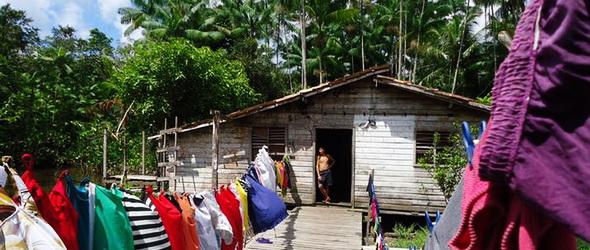 Példaértékű mikrotársadalom egy brazil szigeten