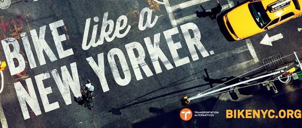 Bike Like a New Yorker – biciklis helyzet a Nagy Almában
