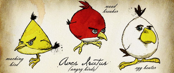 Zabálják az áramot a dühös madarak