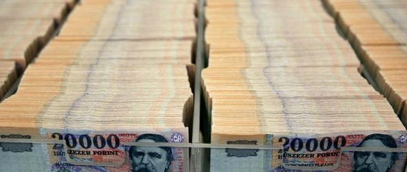 Körbejárta a világot a magyar pénzégetés