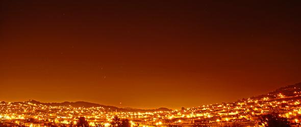 A fényszennyezés ellen küzd a francia Neo