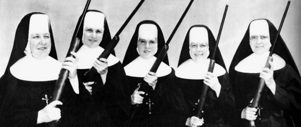 Bojkottáló apácák – A vállalat élő lelkiismerete
