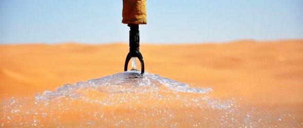 Eole Water - Ivóvizet varázsol a levegőből az új szélturbina