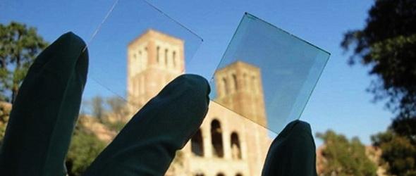 Megalkották az átlátszó napelemet