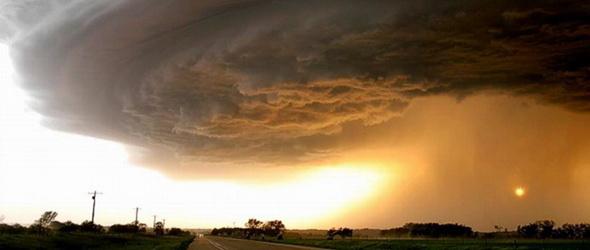 Pusztítják az ózonréteget a nagy nyári viharok