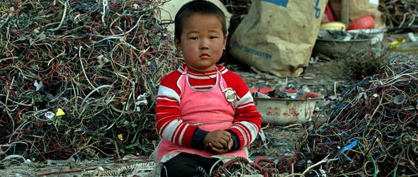 Kínai nagy falat – Mihez kezdjenek az e-hulladékkal?
