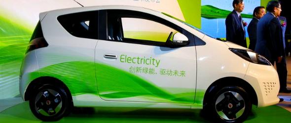 Tömeggyártásra született – Piacon Kína első villanyautója