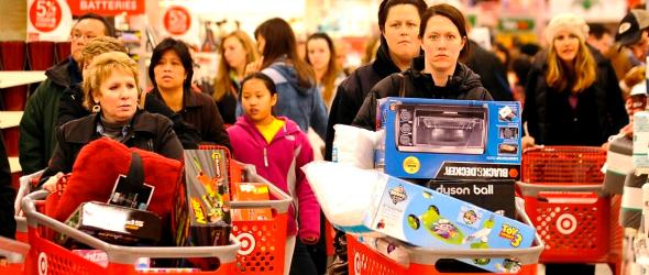 Szombaton lesz a Ne vásárolj semmit! nap