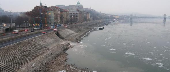 Budapesten évente 20 tonna gyógyszer kerül a Dunába