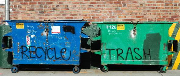 Bölcsőtől a bölcsőig - radikális újrahasznosítás