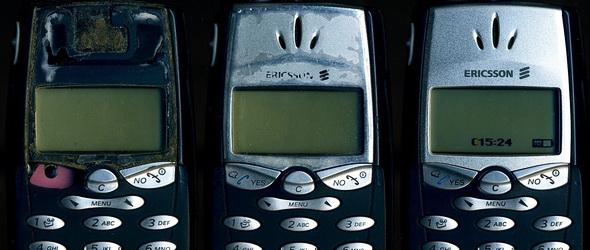 Összegyűjtik a mobilokat egy német vásáron