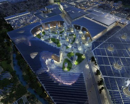 Masdar - A jövő városa