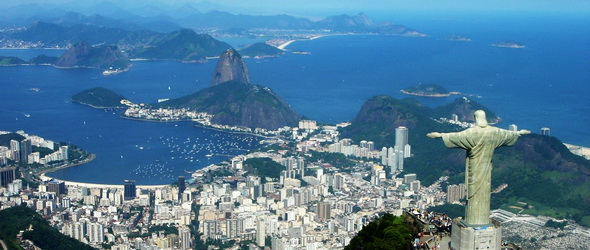 Guanabara-öböl - Rio de Janeiro hadat üzent a vizuális környezetszennyezésnek