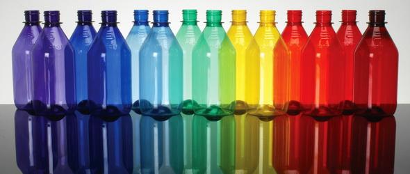 Samponos flakonokból gyártanak újraműanyagot Tatabányán