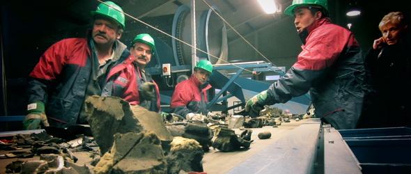 Újrahasznosítás 95% – magyar műszaki csúcsteljesítmény