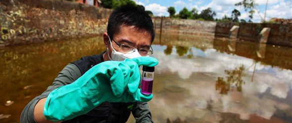Rákos falvak – Kína elismerte a mérgező élőhelyek létezését