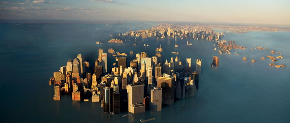 Katasztrofális mértékű tengerszint-emelkedés jöhet