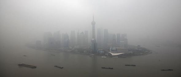 Japán információszolgáltatásra kérte Kínát a légszennyezésről