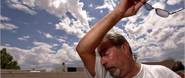 Hőhullám - Extrém időjárást hoz a globális felmelegedés