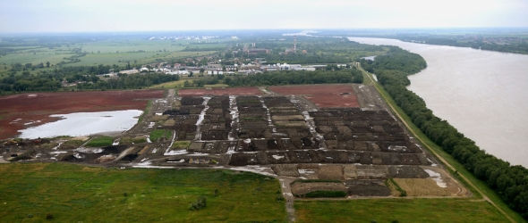 Le Monde: Az árvíz fenyegeti a vörösiszap-tározót - Illetékesek: Kizárt dolog