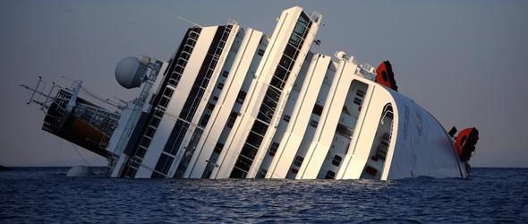 A hajóroncsok károsítják a tengeri élővilágot