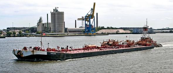 Megvalósulhat a dunai hajókon keletkező veszélyes hulladékok rendezett leadása