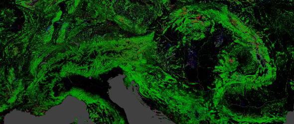 Nyomon követhető a világ erdőterületeinek változása