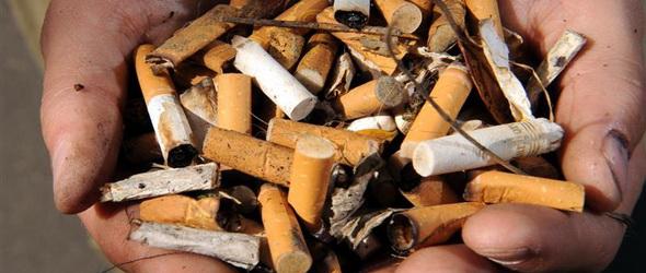 Cigarettacsikk újrahasznosító programot indít a TerraCycle