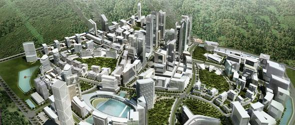 Malajziában tökéletesen zöld város építését tervezik