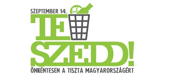 TeSzedd! – Folytatódik a legjobb nevű szemétgyűjtési akció
