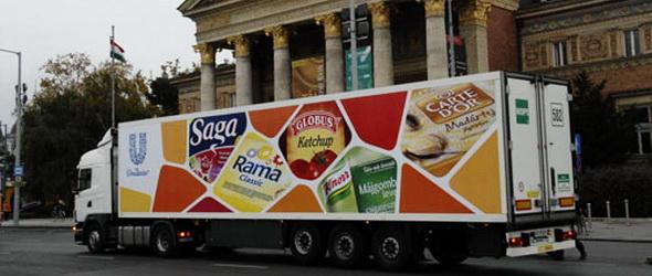 2500 karton élelmiszert adományozott az Unilever a rászorulóknak