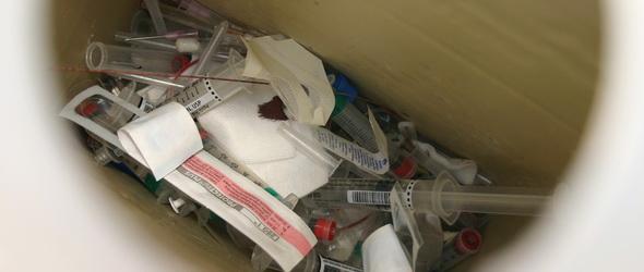 Szövetek, tabletták, vér - Kórházi hulladékok borzongatnak a kínai szeméttelepeken