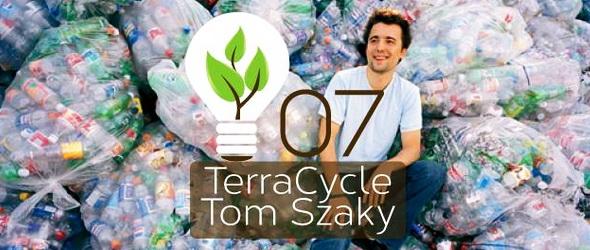 Találkozz Tom Szaky-val, a TerraCycle alapítójával!