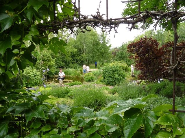 Közelgő kertlátogatások a Kertnézőben csapatával