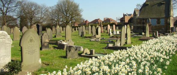 Piknikeznél temetőben? - Nekropolisz park