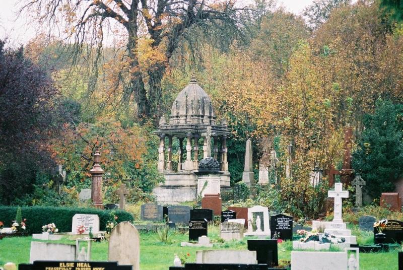 A bristoli Arnos Vale temető