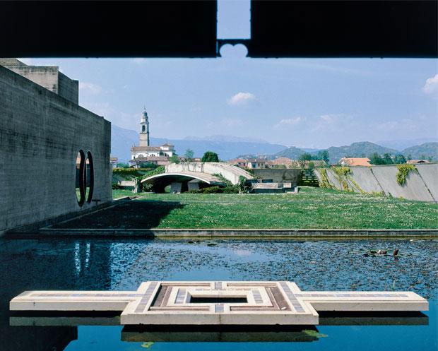 A Brion-Vega temető