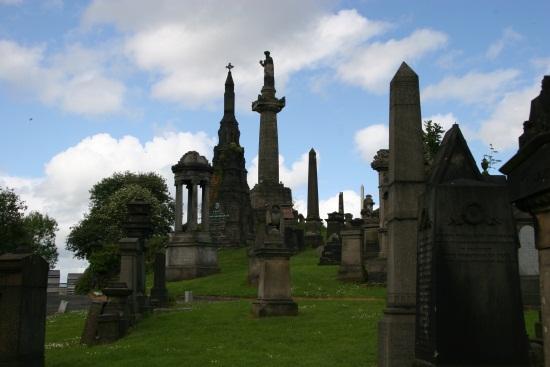 A glasgow-i Necropolis temető
