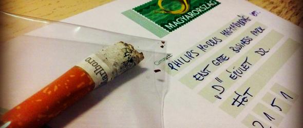 Trollkodás - Postán küldi vissza a csomagolás szemetét a blogger