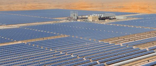Olajnagyhatalmak építik a világ legnagyobb naphőerőműveit