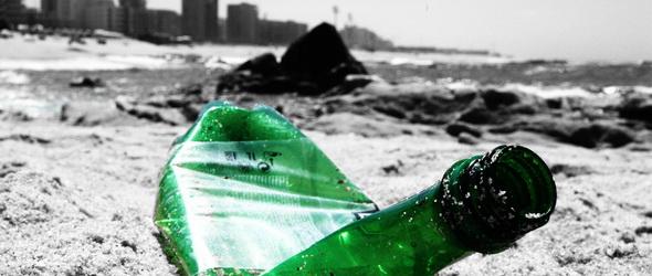 San Francisco száműzi a műanyag vizespalackokat