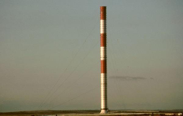 Solar Chimney Manzanares