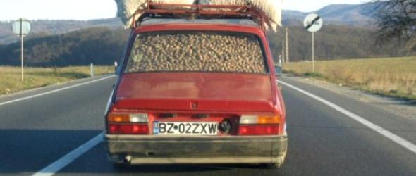 Dejó! - Idén is beváltják a roncsautókat Romániában