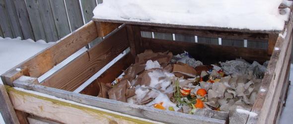 6 praktikus tanács - Hogyan érdemes télen komposztálni?