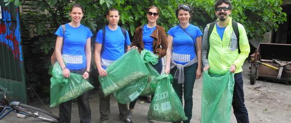 Recycling, upcycling, reuse - az újrahasznosítás az új világnyelv!