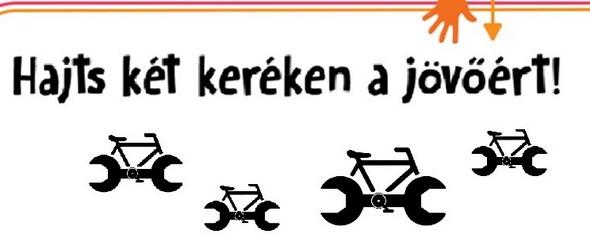 Hajts két keréken a jövőért! - Biciklis Nap a BME-n