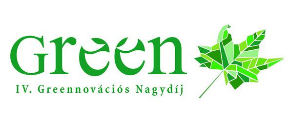 IV. Greennovációs Nagydíj - A környezettudatosabb gazdaságért