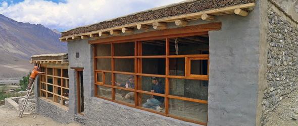 Magyar alapítvány épít napelemes iskolát Tibetben