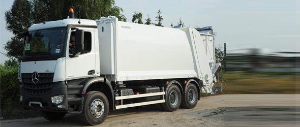 Környezetkímélő kukásautókat állítottak csatasorba Budapesten